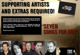 Supporting Artists required